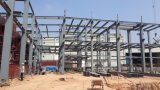 Design Manufacturing and Construction for Big Steel Structure Workshop