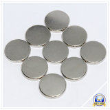 Neodymium Round Magnet with ISO/Ts 16949 Approved