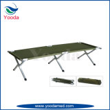 Aluminum Alloy Miliatry Folding Camping Bed