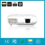 Mini 1080P LED Projector 3000 Lumens Support 3D
