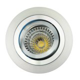 Lathe Aluminum GU10 MR16 Round Tilt Recessed LED Downlight (LT2300)