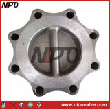 Casting Lug Type Double-Disc Swing Check Valve (HTL76)