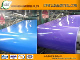 Low Price Zinc Coated Color Coated Galvanized Steel