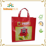 Professional Customized Cheap PP Woven Bag, Laminated PP Woven Shopping Bag