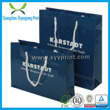 Custom Famous Branded Paper Hand Bag with Window