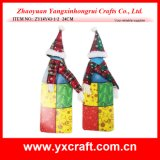 Christmas Decoration (ZY14Y43-1-2) Christmas Wholesale Wine Gift