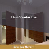 Black Walnut Veneered Flush Wood Door