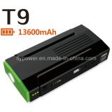 13600mAh Multi-Funcation Auto Car Jump Starter Power Bank