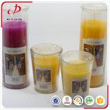 7 Days Memorial Church Glass Jar Candle