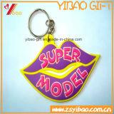 High Quality Soft PVC Keychain (YB-LY-K-11)