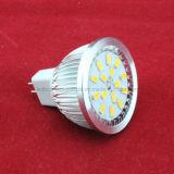 15SMD 5630 6W LED Spotlight MR16