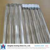 Clear Moru Float/Flat Pattern Glass for Building Glass