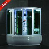 2015 Hot Sale Sliding Glass Door Steam Shower Room (SR608)