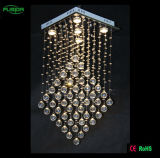 Crystal Lighting Drop Beads Decoration Crystal Chandelier Ceiling Light