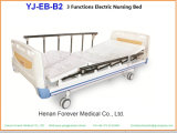 Medical Used Comfortable 3 Function Electric Nursing Bed (YJ-EB-B2)