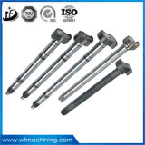 Machinery Part Forged Shaft Forging Gear Shaft with Machining/Milling/Cutting