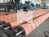 Grooved Rubber Roller Tested