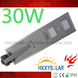 High Quality 30W All in One LED Solar Street Light