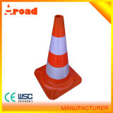50cm High Standard Plastic Orange Traffic Safety Cone