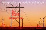 230kv Tangent Single Circuit H Frame Steel Structure & Towers