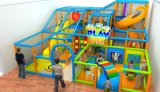 Cheer Amusement Children Indoor Softplay Ground Equipment 20140126-029-S-1