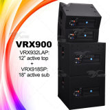"Vrx932lap Single 12"" Outdoor Speaker Audio Active Line Array"