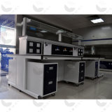 with Movable Cabinet Lab Bench Movable
