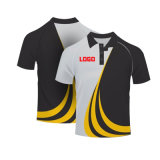 Golf Sports Polo Shirts with Sublimation Printed
