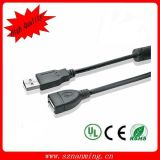 USB 2.0 Am to Af Extension Cable