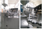 Fully Automatic Ointment & Cream & Paste Filling Machine