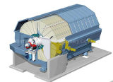 Disc Filter Inspissation Machine for Pulping Industry