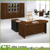 Wooden Melamine Finish Modern Office Executive Table for Sale