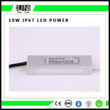 10W Constant Voltage IP65 IP67 12V Waterproof LED Power Supply