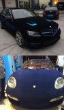 Tsautop 1.35*15m Black Velvet Car Wrap