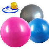 Gym Massage Yoga Ball, Swiss Yoga Ball, Professional PVC Yoga Ball