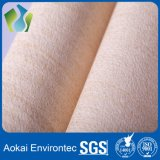 450 GSM Aramid Non Woven Needle Felt for Dust Collector Filter Bags
