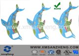 Colorful Dolphin Adhesive Sticker (SZXY101)