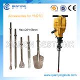 Quarrying Marble and Granite Yn27c Gasoline Jack Hammer
