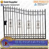 Benxiang Solid Wrought Iron Gate
