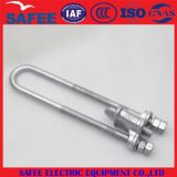 Electric Fitting Link Fitting China Nut Type Clamp
