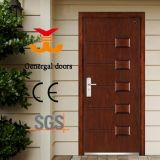 Hot Sale Italy Style Steel Wooden Security Armored Doors