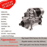 New Starter Motor Fits Case Crawler and Loader for Ford (16658)