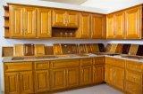 Solid Maple Kitchen Furniture Kitchen Cabinet (P10)