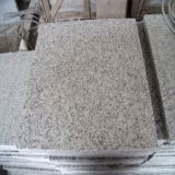 China Manufacture White Leopard Granite Tiles G640