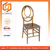 Gold Phoenix Chair, PC Resin Wedding Chair