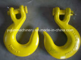 Us Type H331 Forged Clevis Silp Hook with Latches