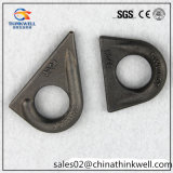 Container Weld-on Lifting Lugs Ring for Lashing