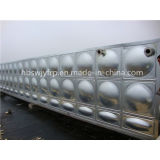 Stainless Steel Water Tank Assembly