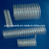 Helical Quartz Tube/Clear Quartz Glass Coil Tube