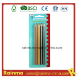 Strip Barrel Color Pencil for School Stationery